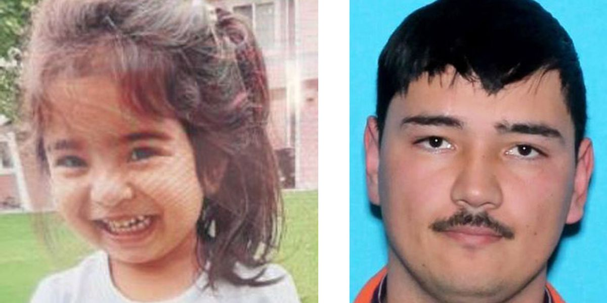 Amber Alert: 3-year-old Wash. Girl missing; father believed suicidal