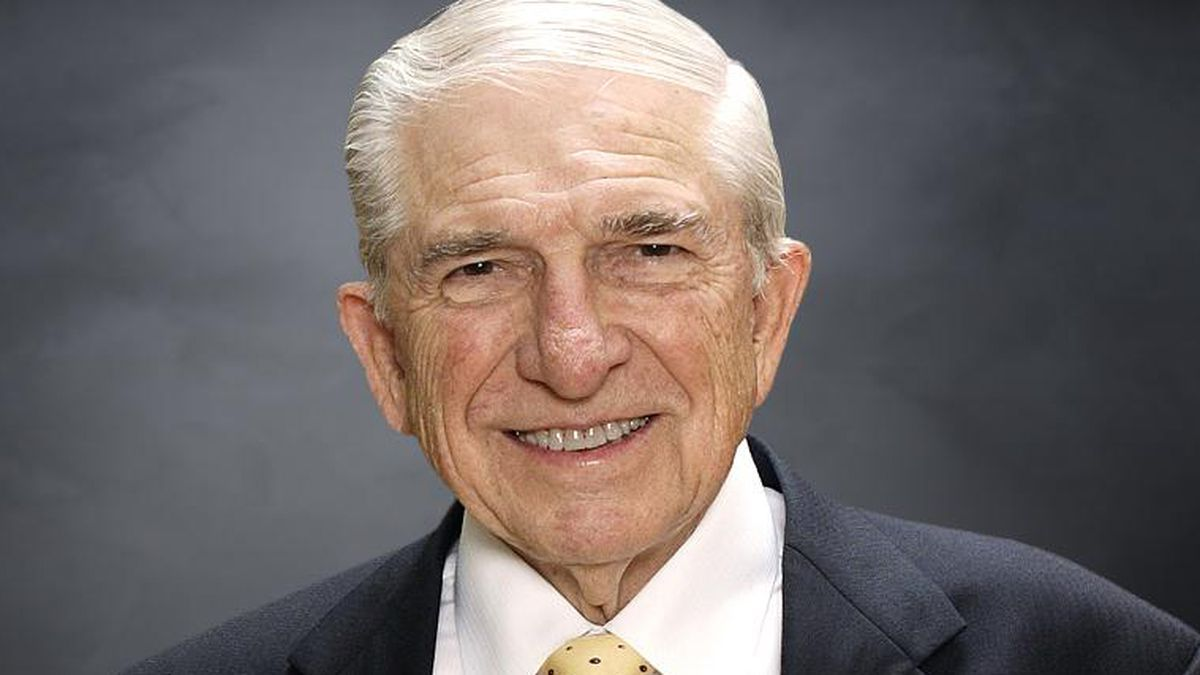Former University of Richmond president dies