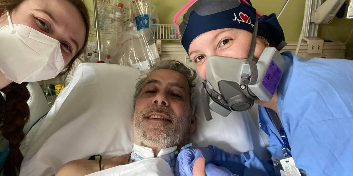 Chesterfield pastor home after months-long battle with COVID-19
