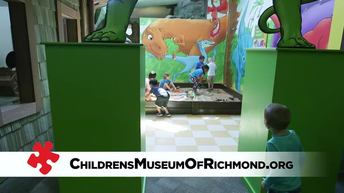 Children's Museum of Richmond helps develop motor skills with 'play'