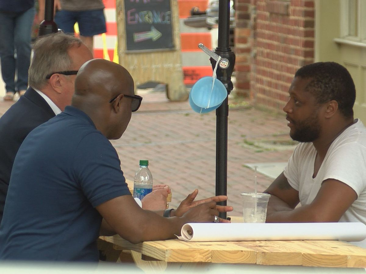 Petersburg gives restaurant, bar owners way to expand seating during COVID-19 pandemic