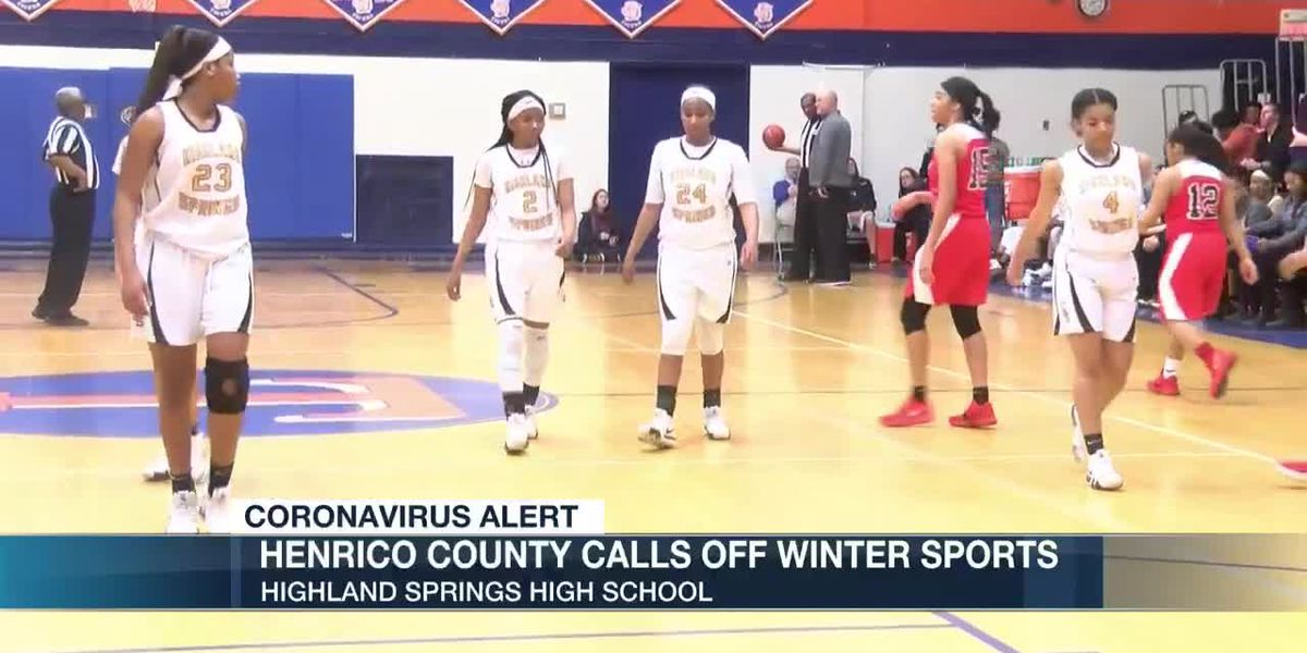 Henrico Schools cancels winter sports citing steep rise in COVID-19 cases