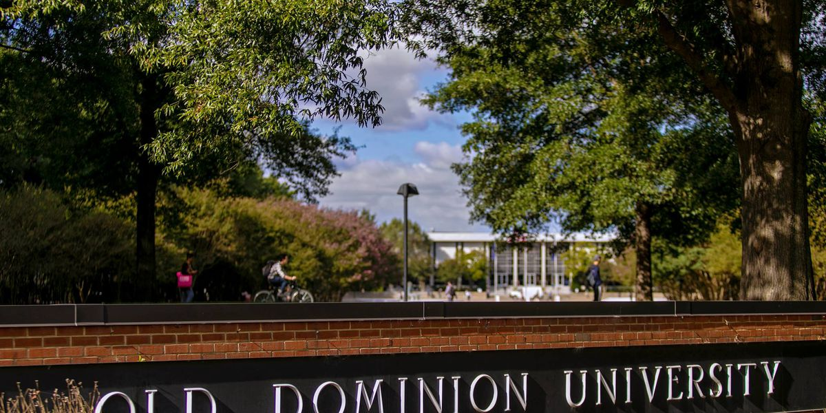 Old Dominion University announces plans to reopen this fall