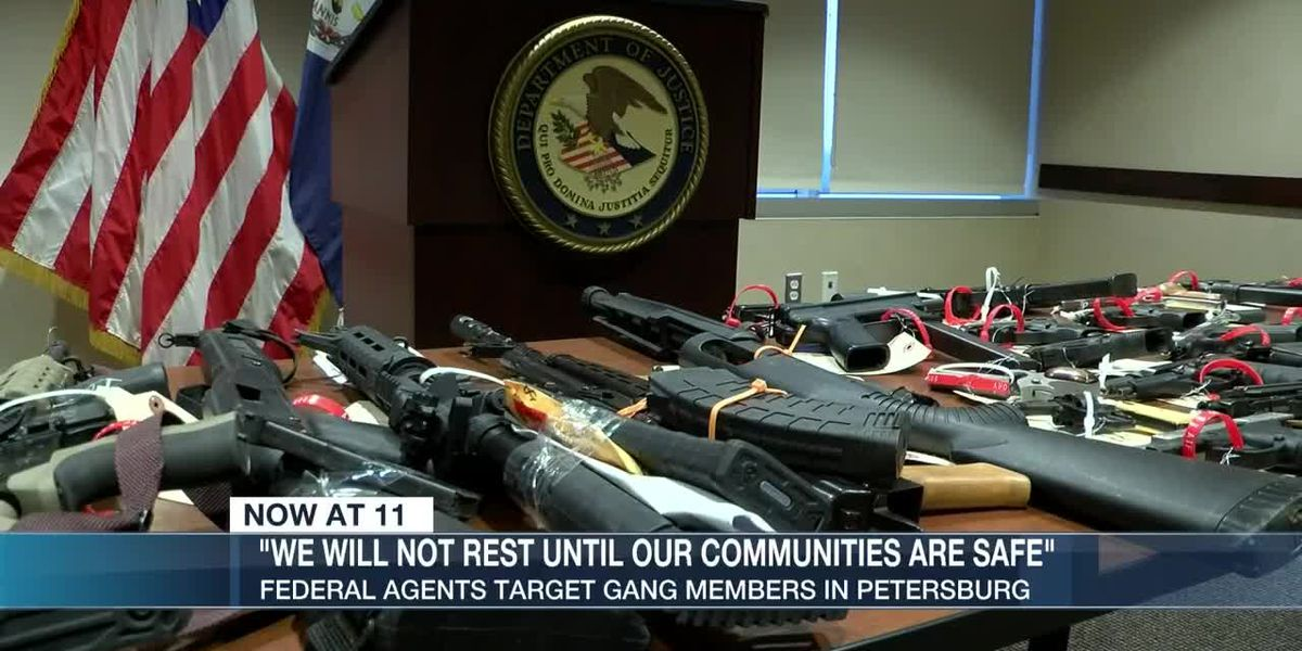 8 gang members sentenced on drug, firearms charges