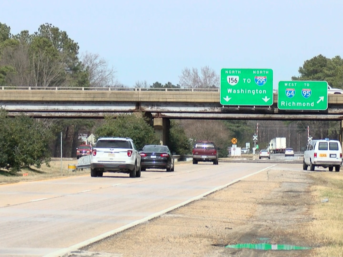 New traffic patterns to begin near Richmond International Airport