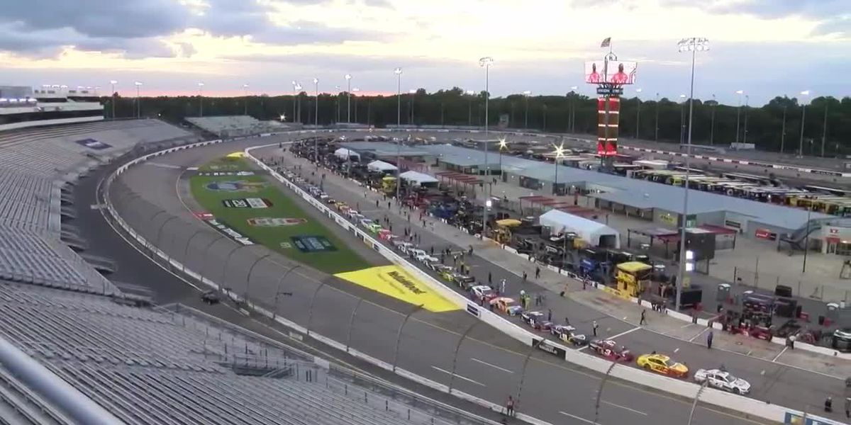 Fans adjust to usual race-day routines