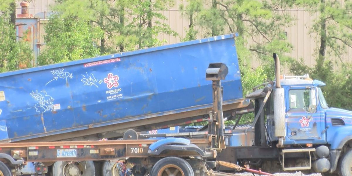 Sanitation crews continue to work around the clock during pandemic