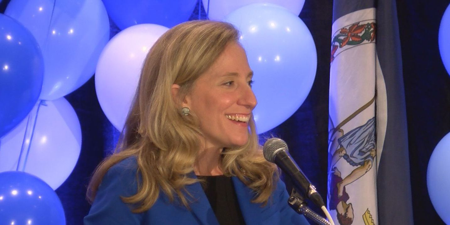 Spanberger joins 'wave of women' in Washington