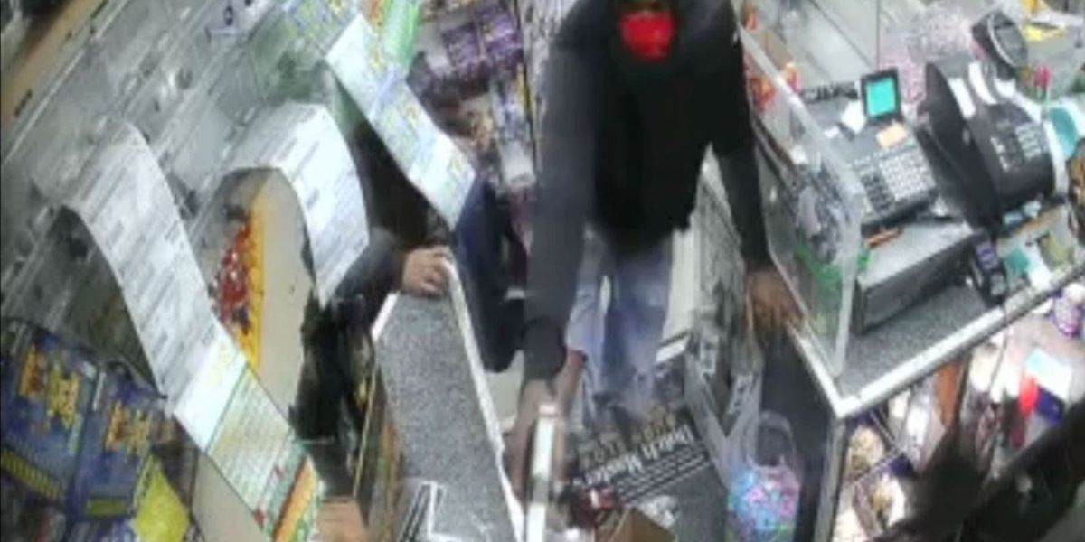 VIDEO: 3 wanted following armed robbery at Richmond store