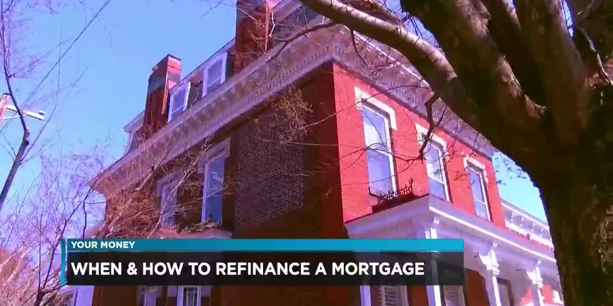 When and how to refinance a mortgage