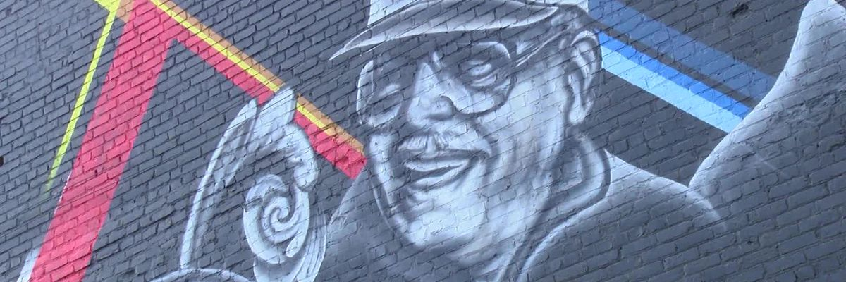 Former VCU student starts mural tour business in Jackson Ward