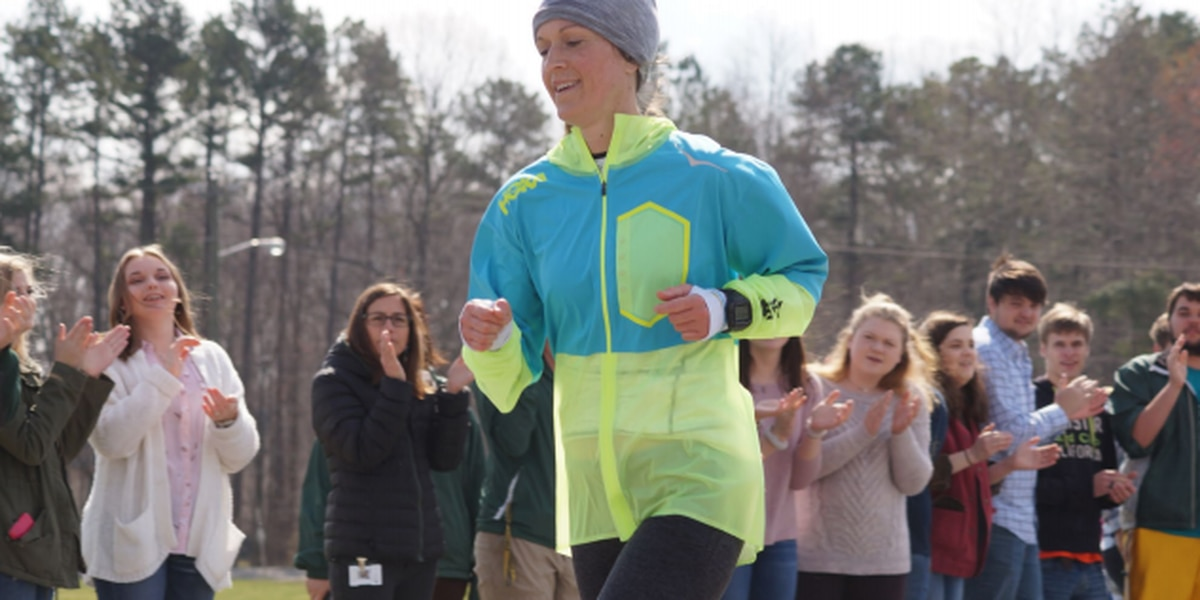 Louisa County teacher will run 50 miles to support students, educators
