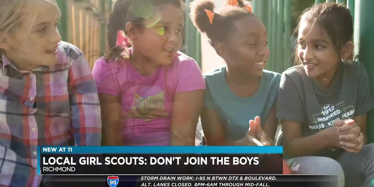 Local Girl Scouts: Don't join the boys