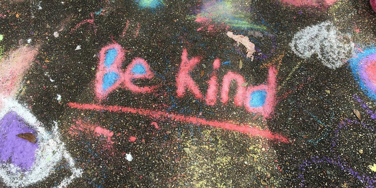 Midlothian neighborhood hosts Sidewalk Chalk Day