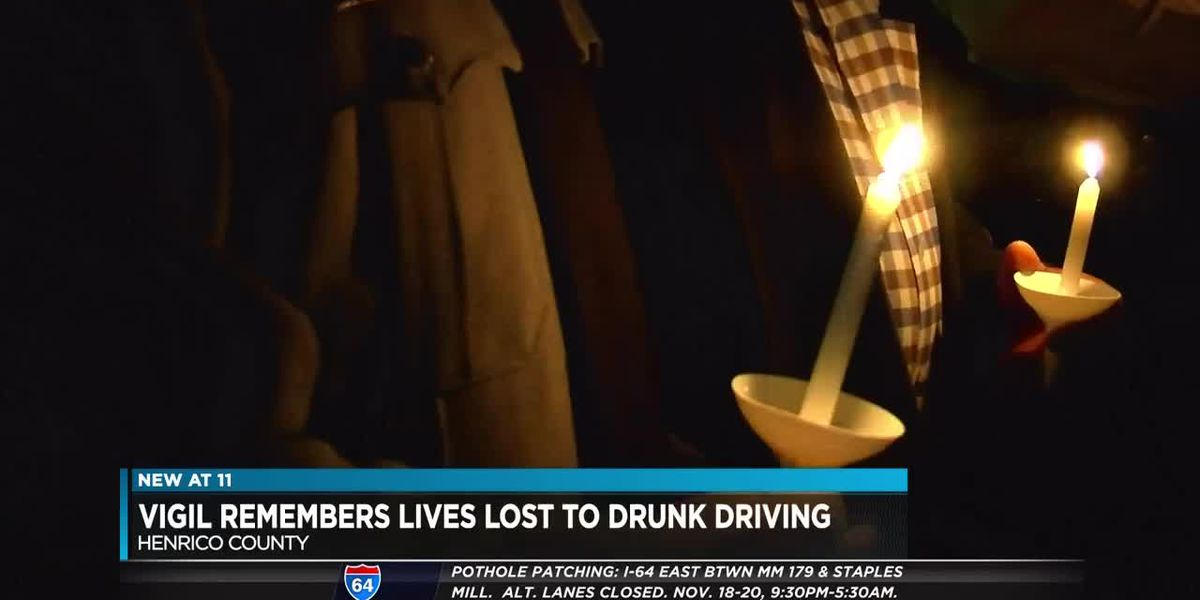 Vigil remembers those killed by drunk drivers