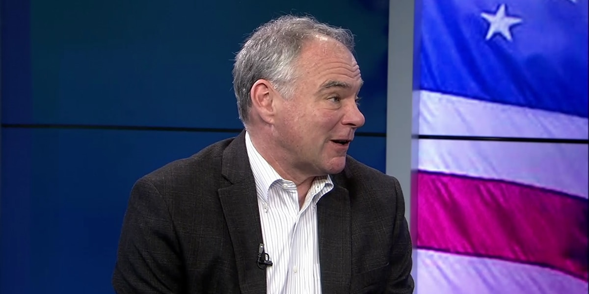 Kaine to host roundtable on preventing gun violence