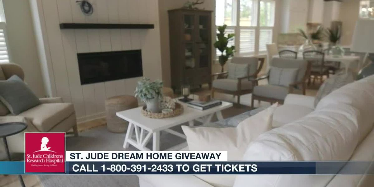 St. Jude Dream Home Giveaway Continues