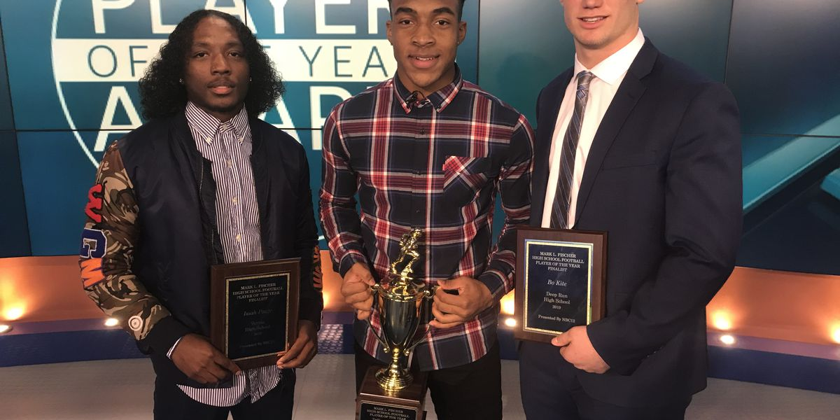 Hopewell's Henderson wins Fischer Player of the Year