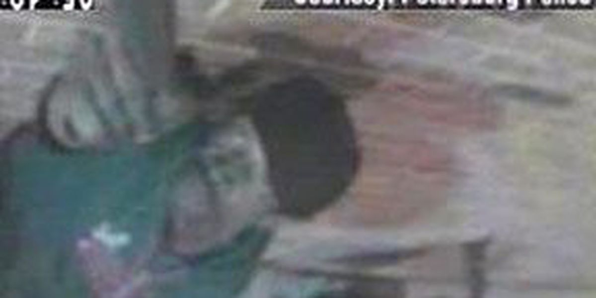 Police release photos of person who robbed Petersburg restaurant