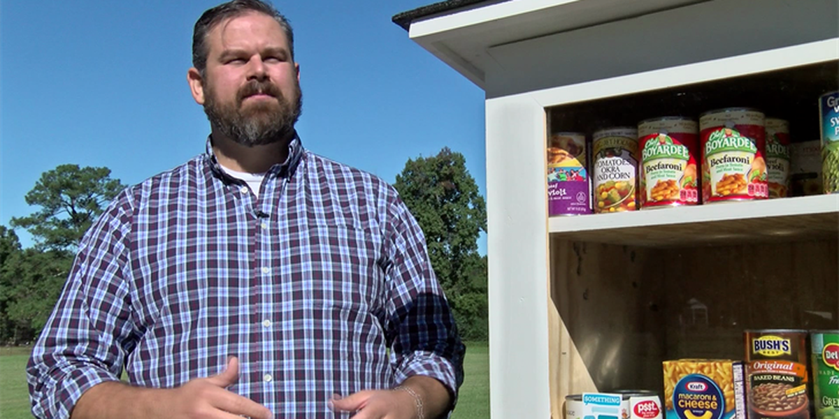 Chesterfield Church Uses Boaz Box To Fight Hunger In The Community
