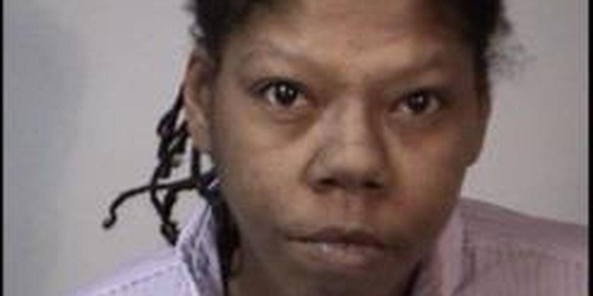 Fredericksburg woman drops pants, spits on deputy during arrest