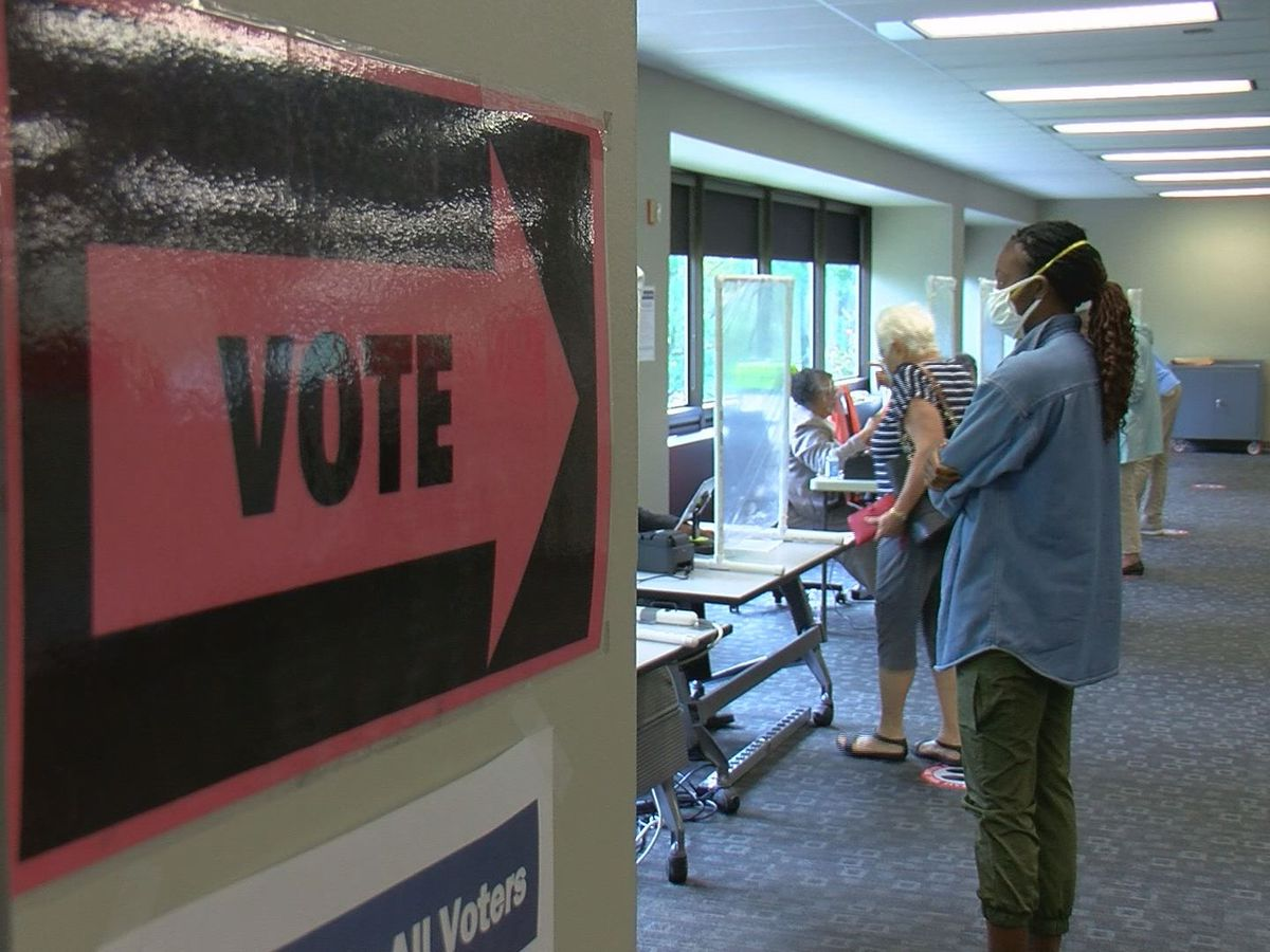 Early voting surges in Central Virginia with less than two weeks to the election