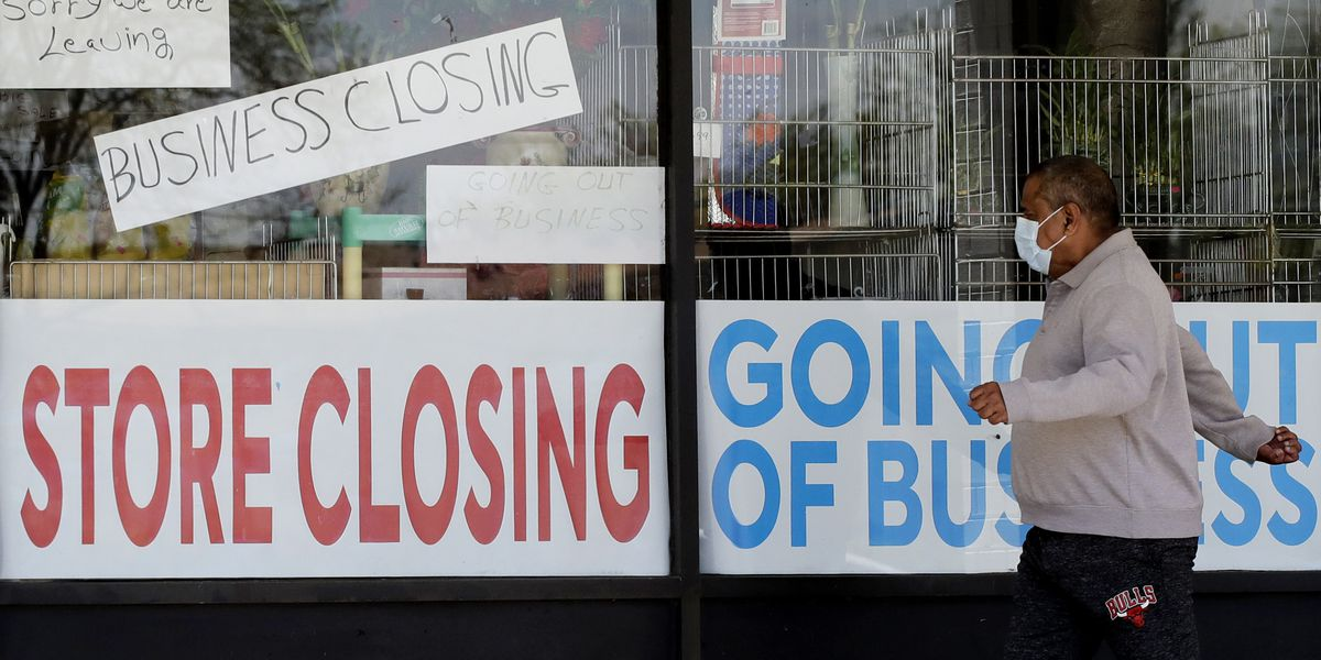 US economy may be stalling out as viral outbreak worsens