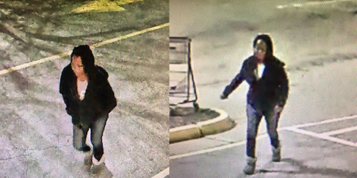 Woman hits toddler, drives away in Chesterfield shopping center