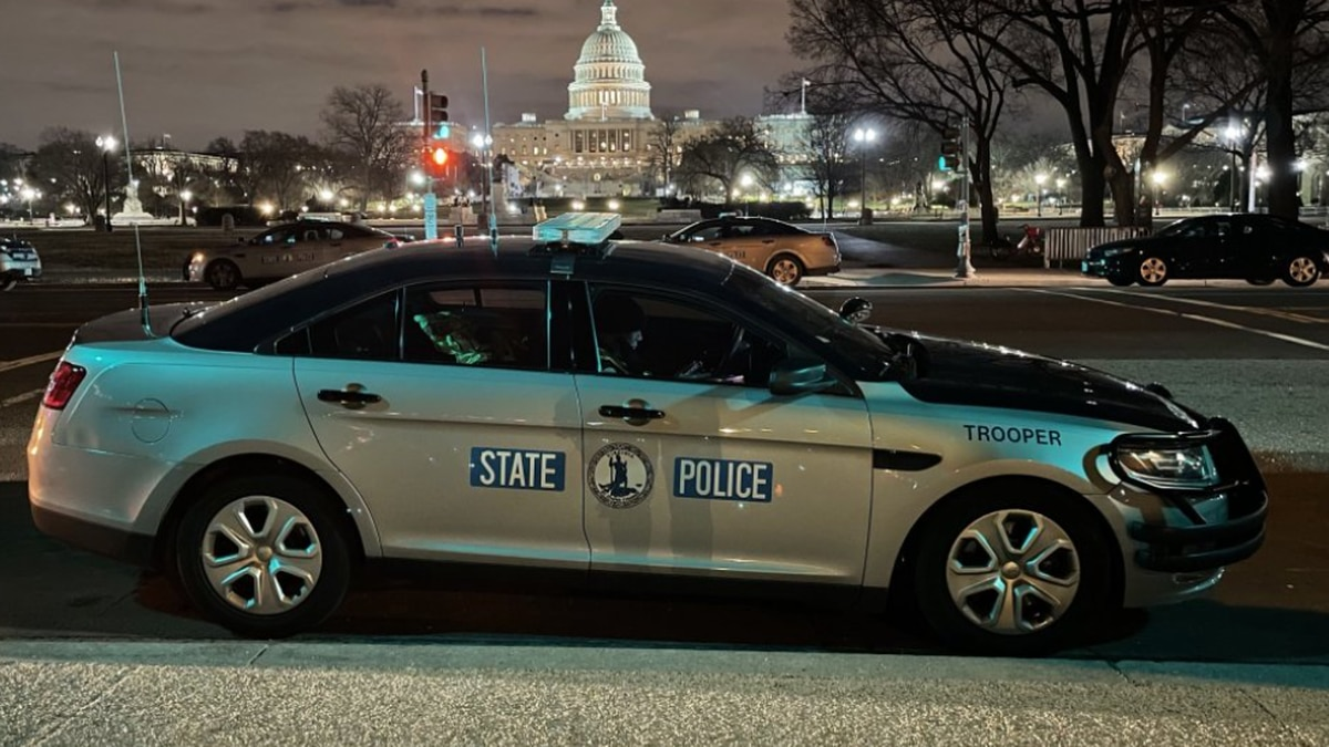 Virginia State Police phasing out old cruisers in favor of SUVs