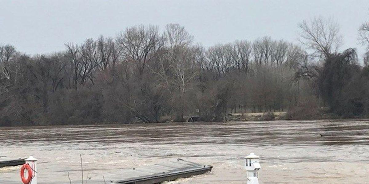 FIRST ALERT: James River flood warning through tonight
