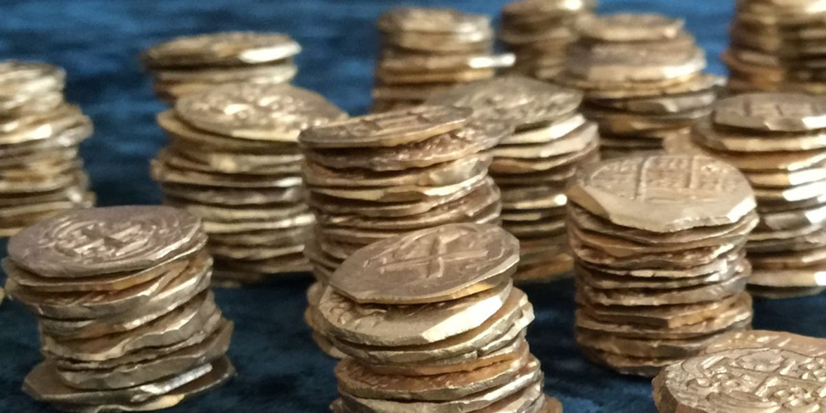 N.C. man with metal detector finds 222-year-old coin near church