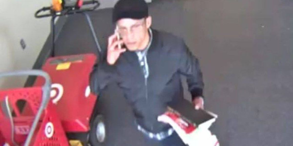 Police search for wallet-snatcher in Chesterfield