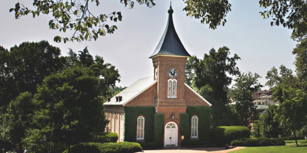Washington & Lee renames 2 buildings, makes changes at Lee Chapel
