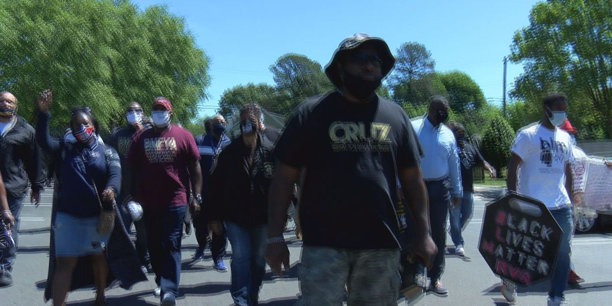 'Things will not change until people see we care': Local leaders, activists march to end gun violence