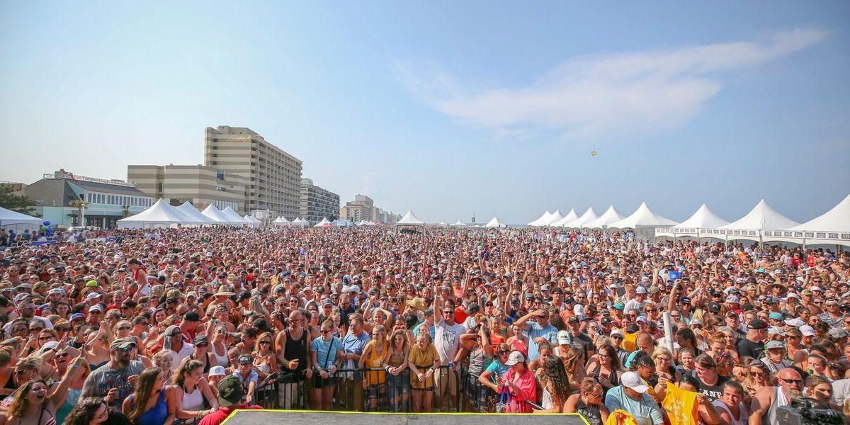 Virginia Beach Patriotic Festival lineup features Dierks Bentley, Jon Pardi