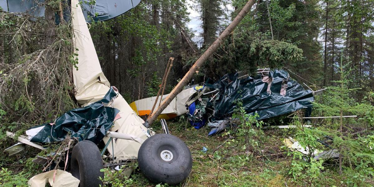 7 killed in mid-air plane crash in Alaska, including 4 from S.C.