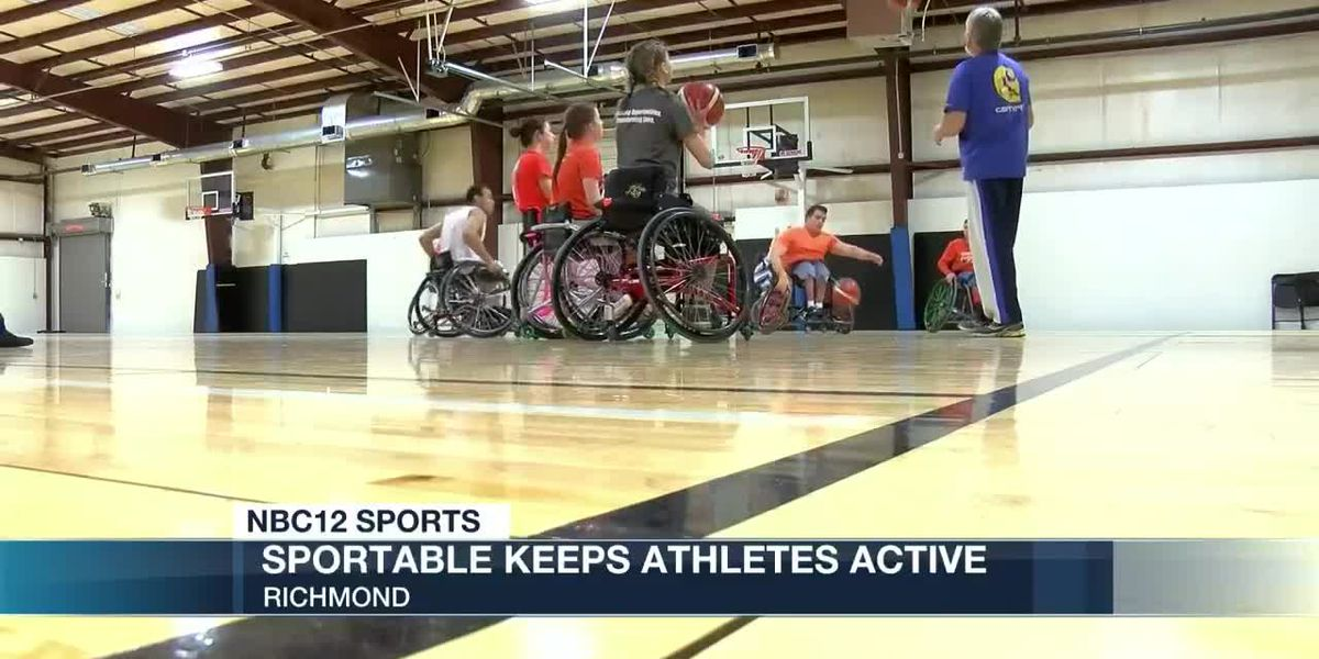 Despite isolation, Sportable keeping athletes active