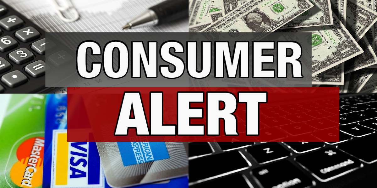 Virginia Department of Health warns consumers of possible scams