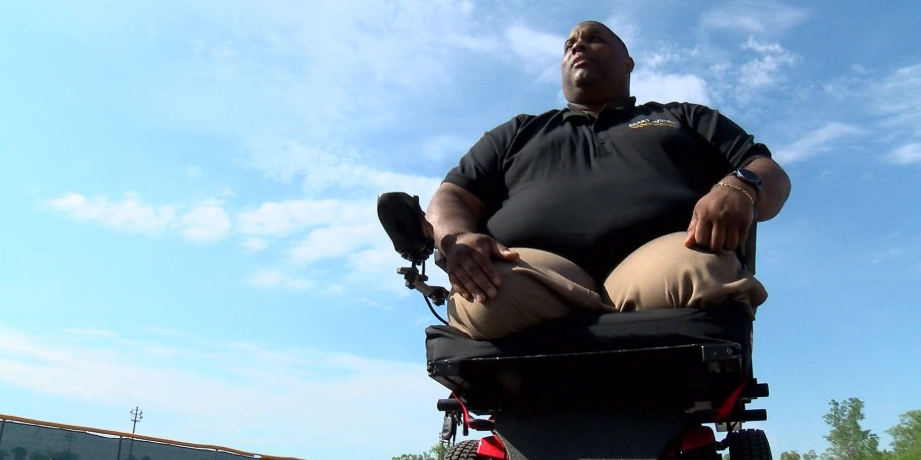 Amputee dedicates life to 'move over law' and curbing distracted driving