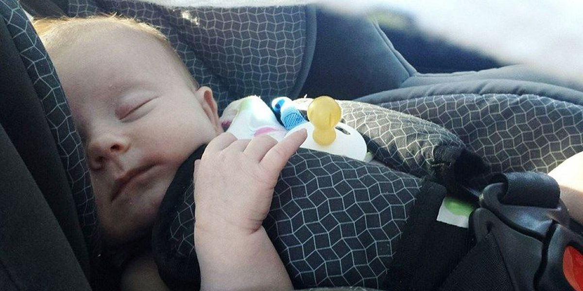 Northam signs rear-facing car seat requirements into law