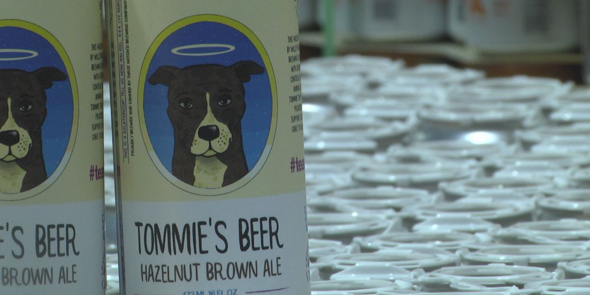 'Tommie's Beer' back on draft at Three Notch'd Brewing Company