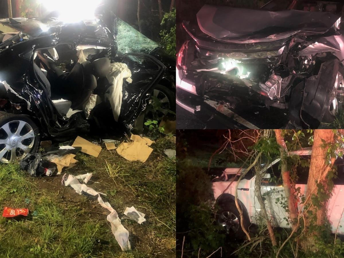 Police identify man killed in Powhatan 3-vehicle crash that injured 8