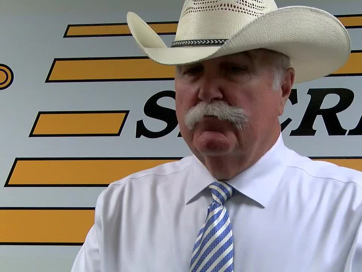 Ohio sheriff offers one-way ticket for celebrities who 'would like to leave' the US if President Trump is re-elected