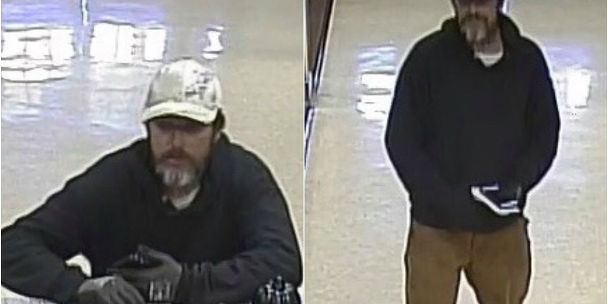Police: Robber passes note demanding money at Ashland bank