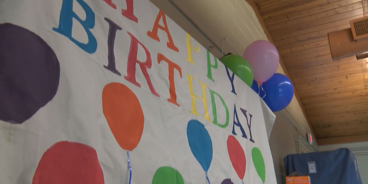 Organization throws birthday parties for kids who wouldn't otherwise get one