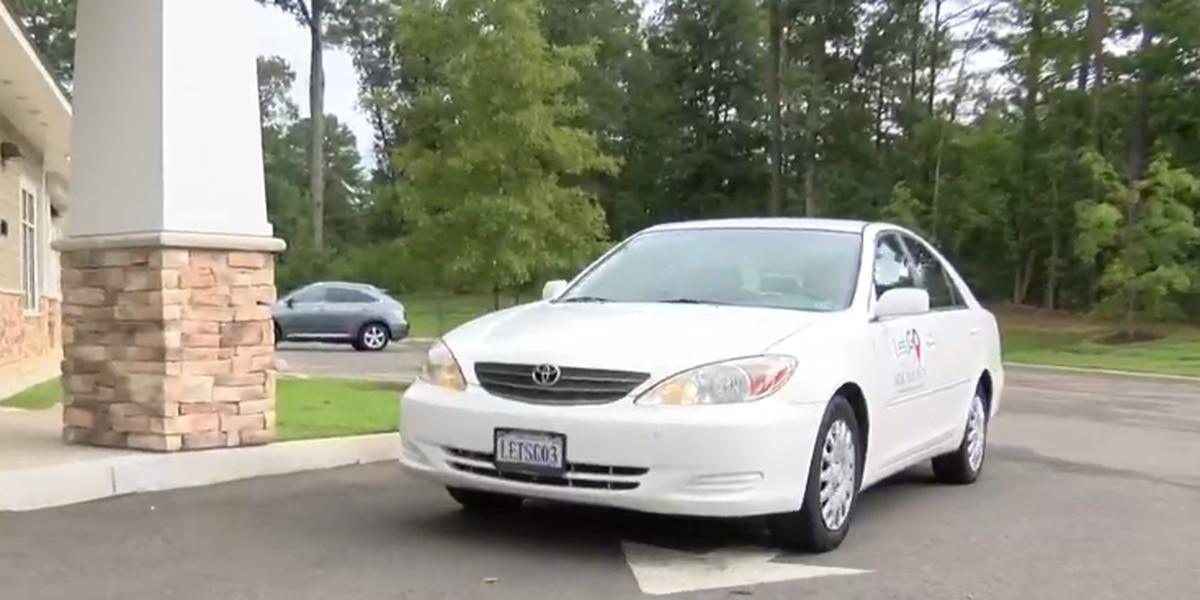 'It's my purpose': Henrico woman drives disabled to appointments