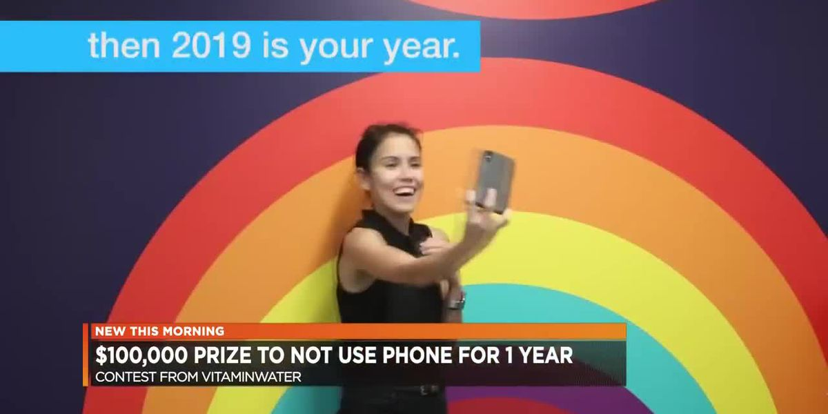 $100K on the line for not using a smartphone
