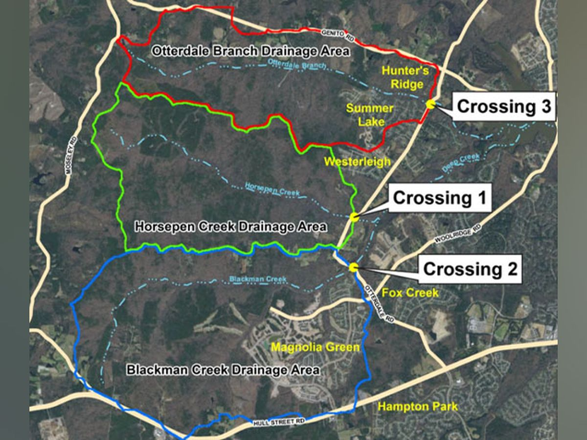 Chesterfield moves forward with $25 million Otterdale Road project