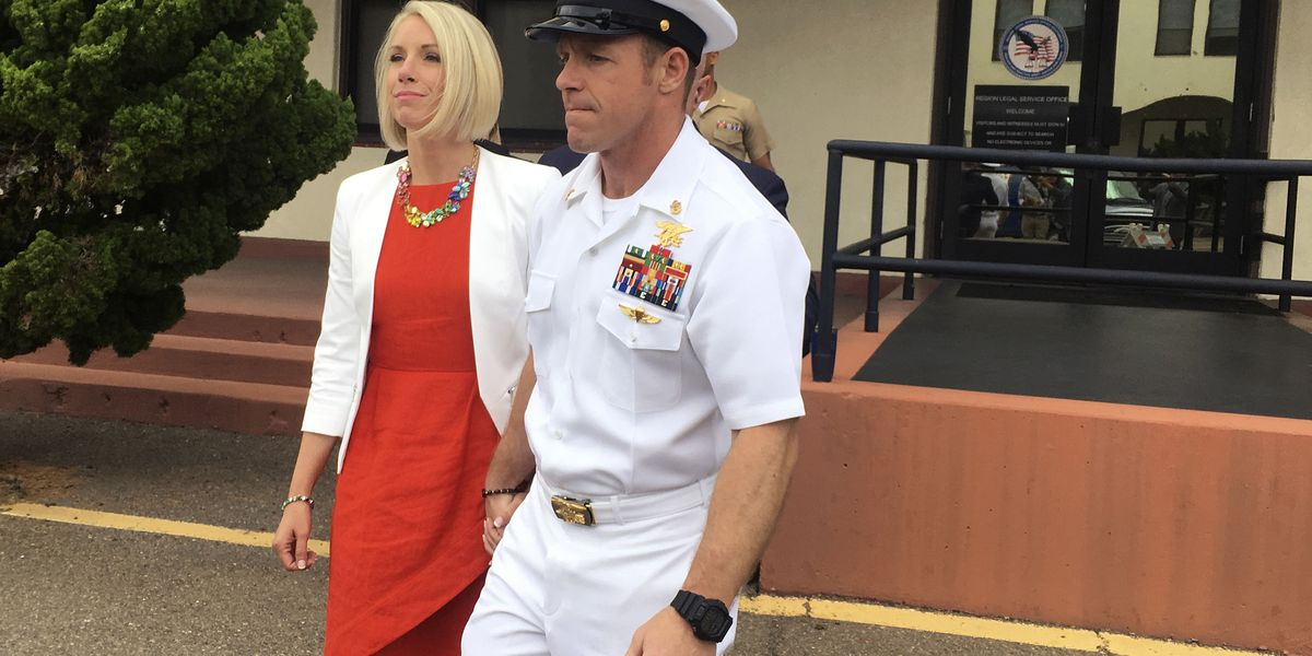 Trial set for Navy SEAL in Islamic State prisoner's killing