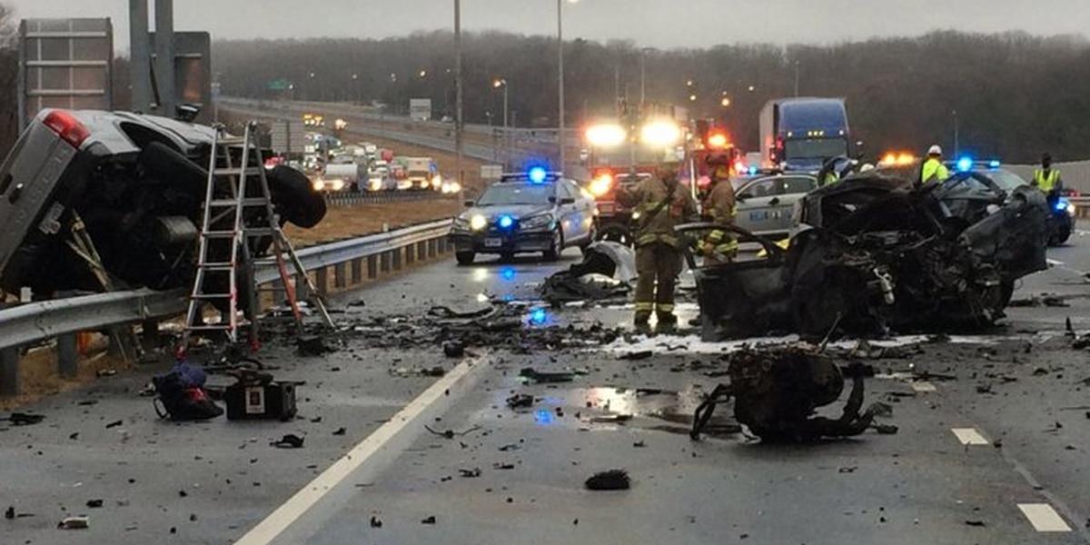 Two Richmond women killed in Prince William County crash